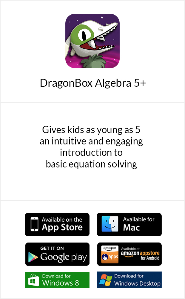Buy DragonBox Algebra 5+