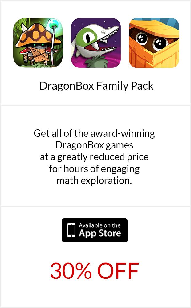 Buy DragonBox Family Pack