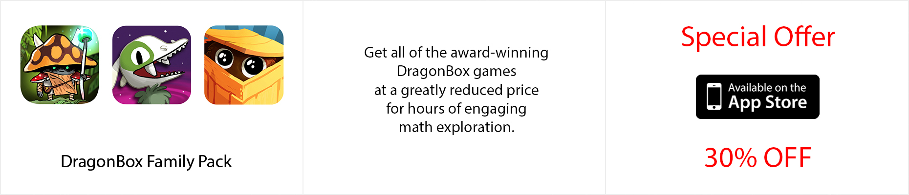 DragonBoxfamilypack30off